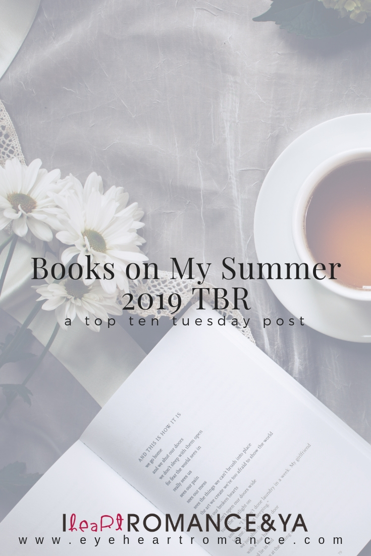 Books on My Summer 2019 TBR