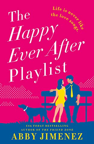 I was a bit disappointed. The Happy Ever After Playlist by Abby Jimenez [ALC Review]