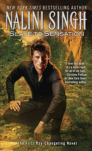 Seriously Addictive & Binge Worthy! Slave to Sensation by Nalini Singh [Audiobook Review]
