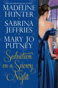 Seduction on a Snowy Night by Hunter, Jeffries, Putney