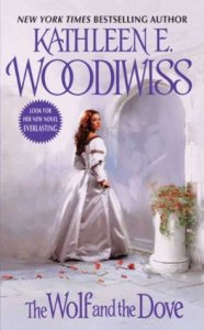 The Wolf and the Dove by Kathleen E. Woodiwiss