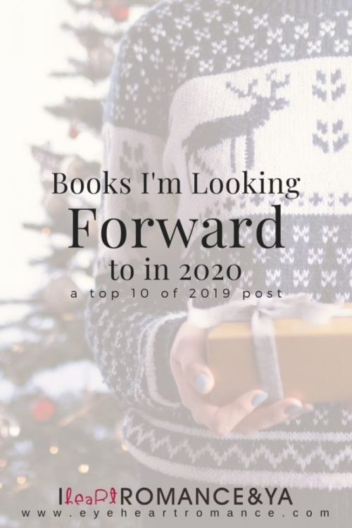 Books I'm Looking Forward to in 2020