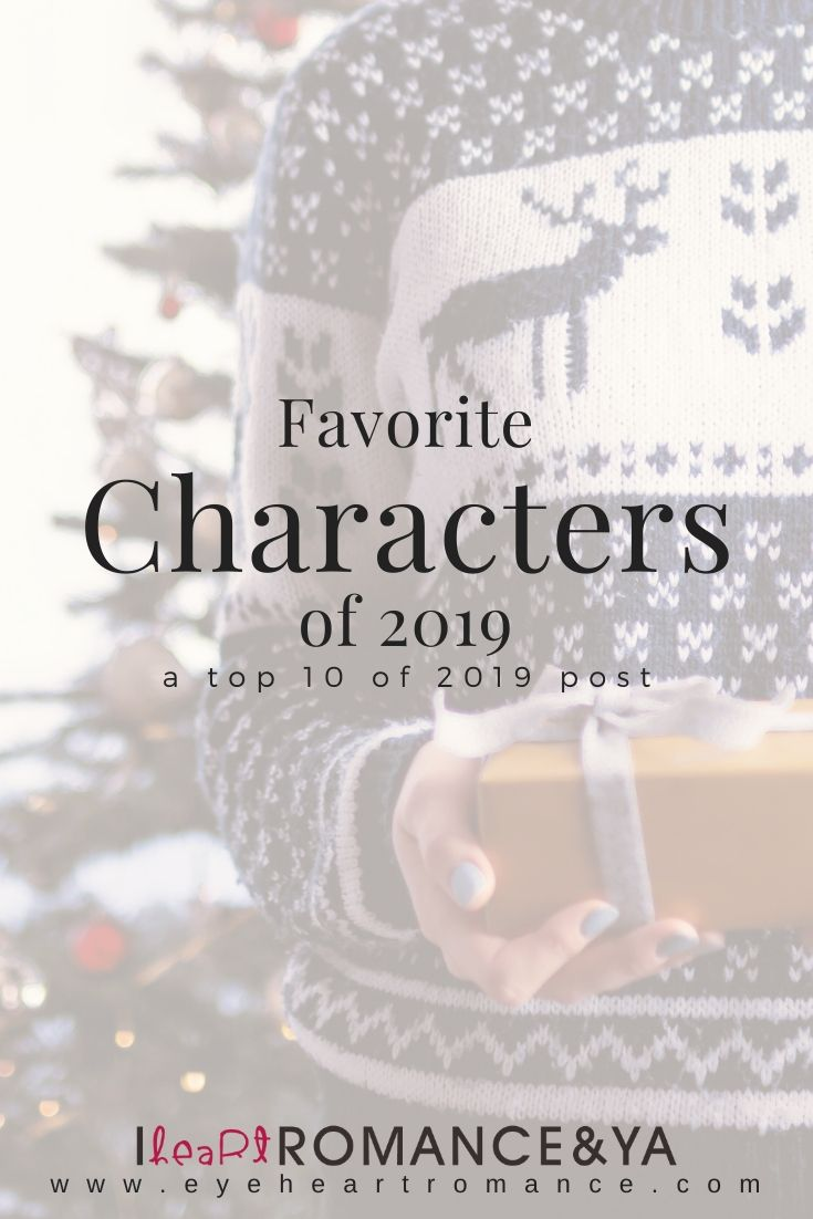 Favorite Characters of 2019