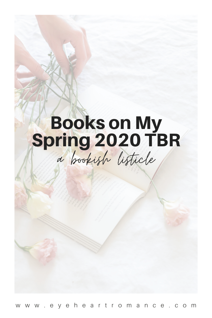 Books on My Spring 2020 TBR