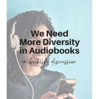 We Need More Diversity in Audiobooks