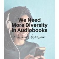 We Need More Diversity in Audiobooks