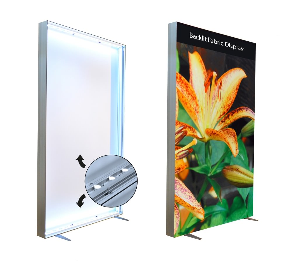 Backlit Picture Frame Light