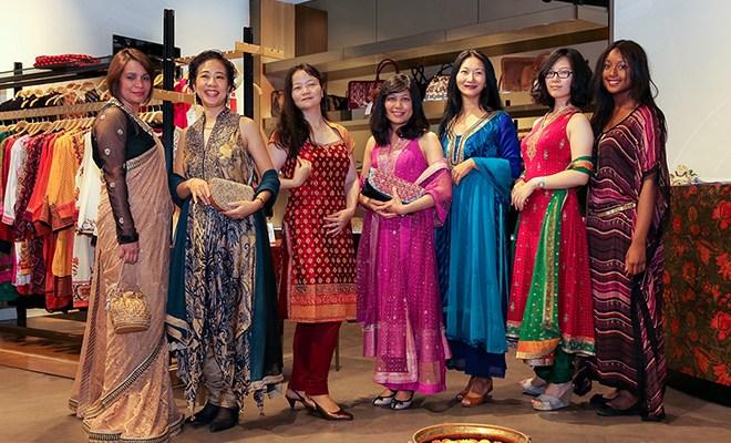 Ritu Kumar's Boutique At BurJuman Shopping Centre In Dubai