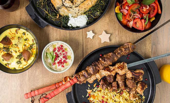 Iftar at Ostro
