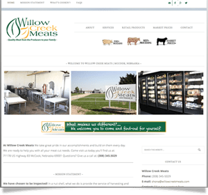 EyeonAdvertisingSolutions-willowcreekmeats-website-page