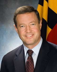 Gov. Martin O'Malley  D-MD