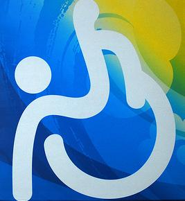 world disability day logo