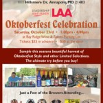 Oktoberfest Benefit This Weekend