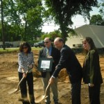 Patriot House Groundbreaking