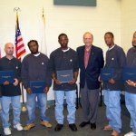 County Executive Leopold Attends Inmate Graduation Ceremony