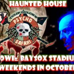 Baysox Introduce Psycho Safari Haunted House