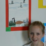 Ft. Smallwood Elemtary Student Wins Prize
