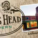Get Your Green On At Rams Head Restaurants