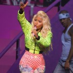 Nicki Minaj Brings Her Color To DC