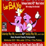 Mark Your Calendars For The 3rd Annual barBAYq