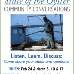 "CBMM & Maryland Humanities Council Present ""State Of The Oyster"""