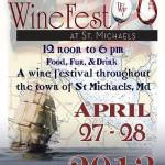 Cruise To The St. Michaels Wine Festival On A Luxury Yacht With Watermark
