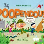 "Acclaimed ""Poop"" Author To Speak At Key School Book Festival"