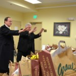 St. Vincent de Paul Society Collects Over 14,000 Pounds Of Food For The Light House