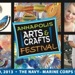 Save June 8-9, The Annapolis Arts and Crafts Festival – Featuring Maryland Wines