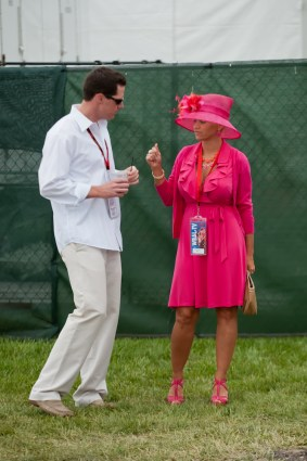 Preakness Stakes 2013 Photos By: Glenn A. Miller