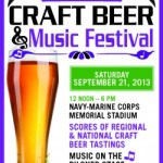 Musical Line Up Announced For Annapolis Craft Beer & Music Festival