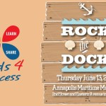 Rock The Dock Re-Set For August 15th