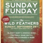 The Birthday Party Continues At Rams Head With The Wild Feathers Free Concert