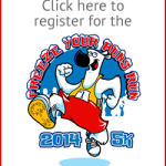 Freeze Your Buns Run For Special Olympics