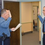 Police Chief Davis Appoints Chief Of Staff, Assistant Chief