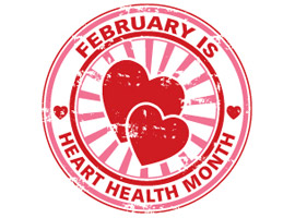 Feb Heart Health Month