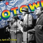 Motown, big band, and a cappella at Maryland Hall (April 27,25 and May 10, 2014)
