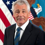 Secretary of Defense, Chuck Hagel, to deliver commencement address at USNA (May 23, 2014)