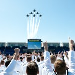 All you need to know about 2019 USNA Graduation, Herndon, Blue Angels, and Parades