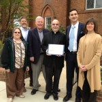 St. Mary's Church awarded Environmental Stewardship Certification