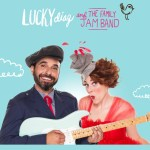 Chesapeake Arts Center presents Lucky Diaz and the Family Jam Band