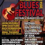 Tickets on sale for Southern Maryland Blues Festival