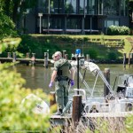 Authorities recover body from Weems Creek in Annapolis