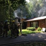 Fire severely damages Edgewater home
