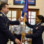 Edwards appointed as Cadet Commander