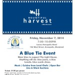 24th Annual Bountiful Harvest, November 7th