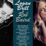 Logan Brill, Rob Baird bring tour to Rams Head On Stage in October