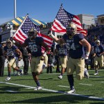 Navy Football announces special 3-game mini ticket plan