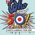 The Who announces North American tour celebrating 50 years