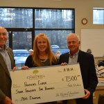 Chartwell Foundation presents $7500 to Providence Center